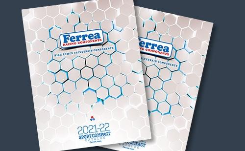 FERREA RACING SPORT COMPACT CATALOG